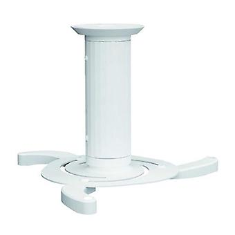 Newstar c80 universal ceiling mount for videoprojector max weight 15kg white quick release system (beamer-c80white)