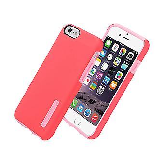 Incipio DualPro tilfelle dekke for Apple iPhone 6 (Coral/lys rosa) - IPH-1179-CORL