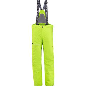 Spyder DARE Hombres Gore-Tex PrimaLoft Pantalones de esquí lima