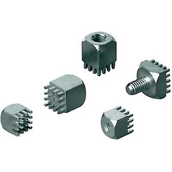 Receptacles (standard) WP Total number of pins 36 Würth Elektronik 7461061 Contact spacing: 2.54 mm 1 pc(s)