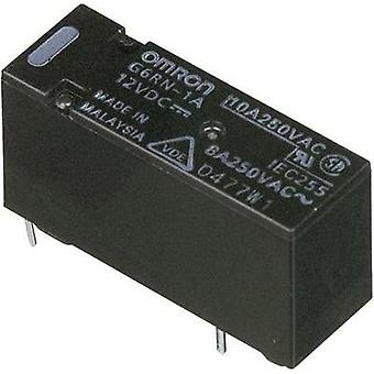 PCB relays 24 Vdc 8 A 1 change-over Omron G6RN-1 2