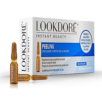 Lookdore Peeling blisters 10X2 Ml (Woman , Cosmetics , Skin Care , Masks and exfoliants)