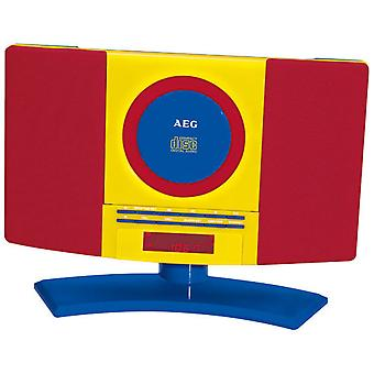 AEG Mini CD / MP3 4464 MC Kids Line (Home , Electronics , Radios)