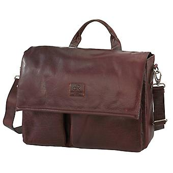 Dr Amsterdam work bag Icon Brown