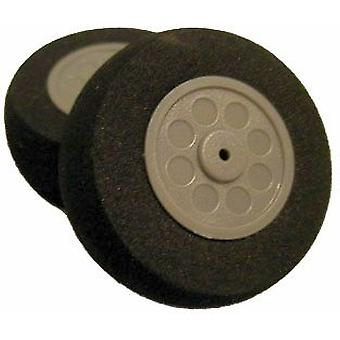 Light wheels 45 mm, 2 pcs