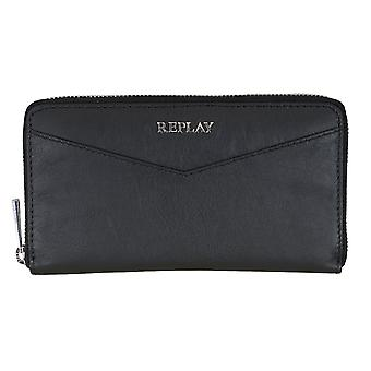 REPLAY women's purse wallet purse black 5091