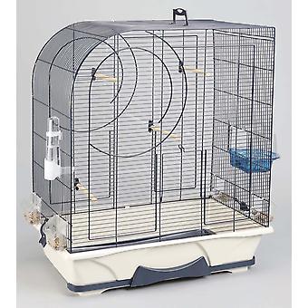 Arte 50 Bird Cage Navy Blue 64x38x71cm