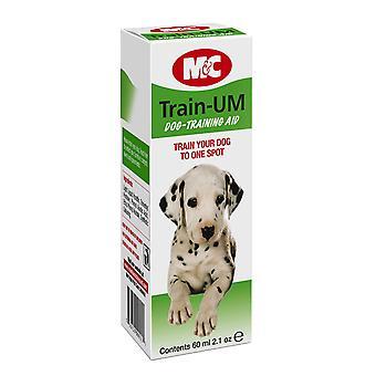 M & c hund & hvalp tog-um 60ml