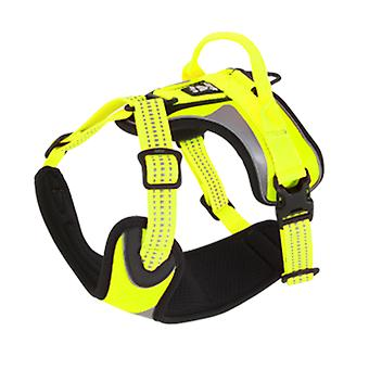 Hurtta Harness Dazzle Yellow (Dogs , Collars, Leads and Harnesses , Harnesses)