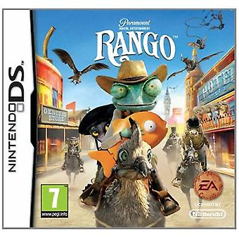 Rango Nintendo DS Game