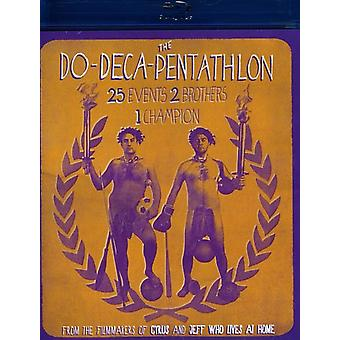 Do-Deca-Pentathlon [Blu-ray] USA import