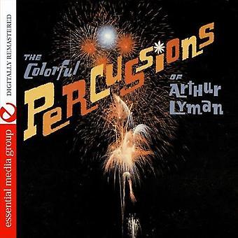 Arthur Lyman - importazione USA percussioni colorato [CD]