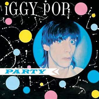 Iggy Pop - part [CD] USA import