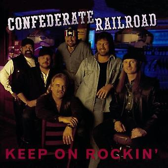 Confederate Railroad - Keep on Rockin' [CD] USA import