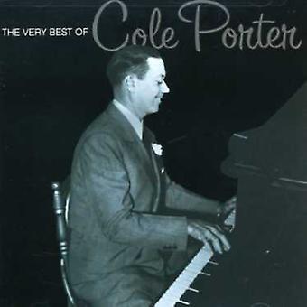 Cole Porter - importación de Estados Unidos muy mejores de Cole Porter [CD]