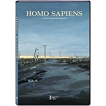 Homo Sapiens [DVD] USA importerer