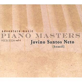 Jovino Santos Neto - Jovino Santos Neto: Vol. 4-klaver Masters Series [CD] USA import