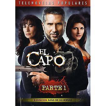 El Capo-Pt. 1 [DVD] USA importerer