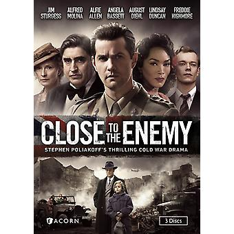 Close to the Enemy: Season 1 [DVD] USA import