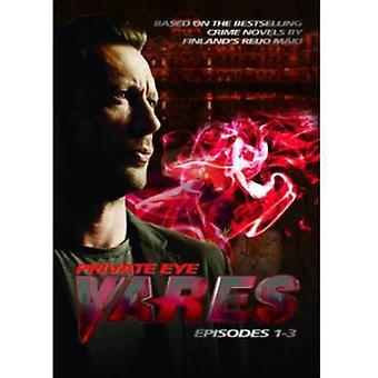 Vares Private Eye: Episodes 1-3 [DVD] USA import