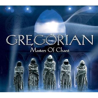 Gregoriano - importación de USA de Masters of Chant [CD]