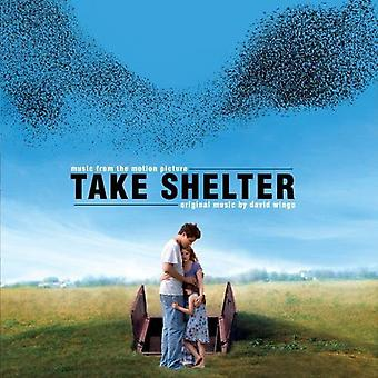 David Wingo - Take Shelter [oorspronkelijke Soundtrck] [CD] USA importeren