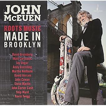 John McEuen - Made in Brooklyn [Vinyl] USA import
