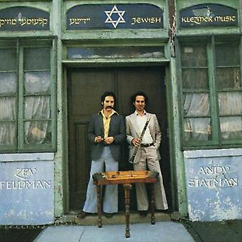 Feldman/Statman - jødiske Klezmer musik [CD] USA import