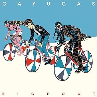 Cayucas - Bigfoot [CD] USA import