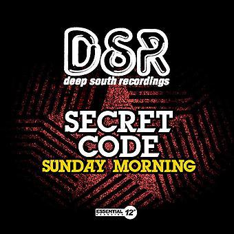 Secret Code - Sunday Morning [CD] USA import