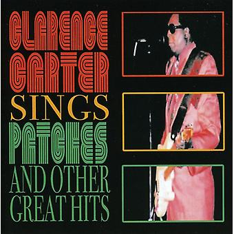 Clarence Carter - synger Patches & andre store Hits [CD] USA import