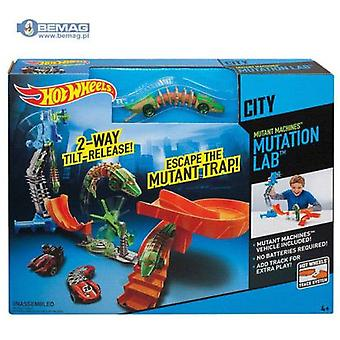 Hot Wheels Mutation City Lab (Toys , Vehicles And Tracks , Parking And Circuits)