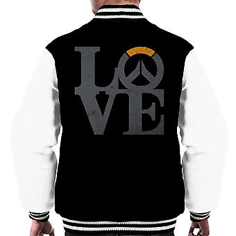 Overwatch Love Men's Varsity Jacket