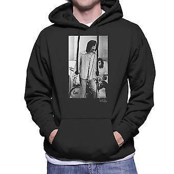 Rolling Stones Mick Jagger udfører mænd er hætte Sweatshirt