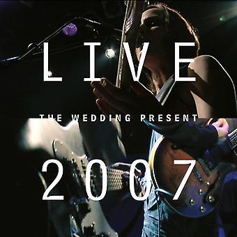 Bröllop Present - Live 2007 [CD] USA import