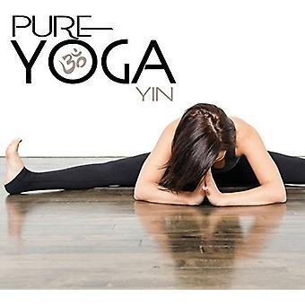Forskellige kunstner - ren Yoga Yin [CD] USA importerer