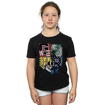 Harry Potter Girls Hogwarts Varsity T-Shirt
