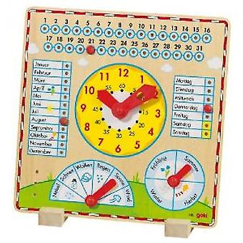Goki Annual calendar (Toys , Educative And Creative , Mathematics)
