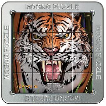 Aeme Games 3D Magna Puzzle Tiger (Toys , Boardgames , Puzzles)