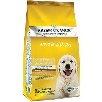 Arden Grange Weaning Puppy (Dogs , Dog Food , Dry Food)