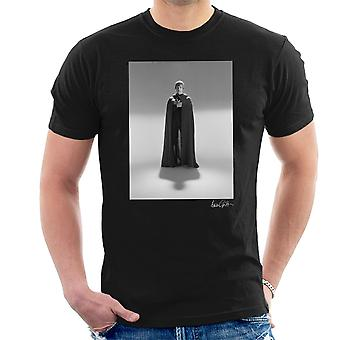 Star Wars Behind The Scenes Luke Skywalker Men's T-Shirt