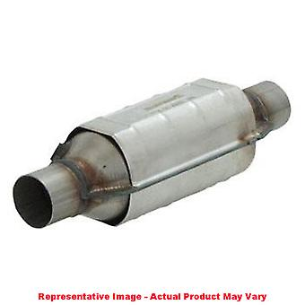 Flowmaster Catalytic Converters - 49 State Universal 2230125 2.50in Inlet / Out