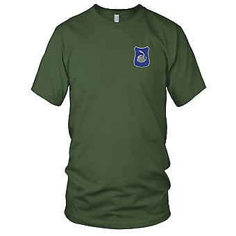 US Army - 369th Infantry Regiment Snake Embroidered Patch - Ladies T Shirt
