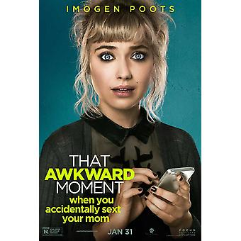 That Awkward Moment Movie Poster (11 x 17)