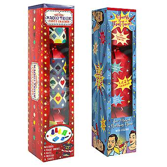 Christmas Cracker Family Games Xmas Crackers Xmas Festive Guess The Tune Magic