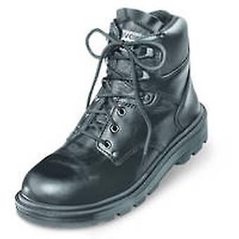 Uvex 8451.9 Size 8 Black Classic Lace-Up Safety Boots With Foam Insole