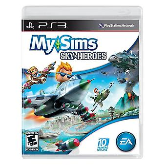 My Sims Sky Heroes PS3-Spiel