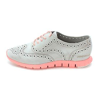 Cole Haan Womens Leonasam Hight Top Lace Up Fashion Sneaker