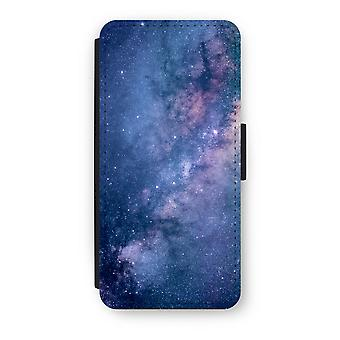 iPhone 5c Flip Case - Nebula