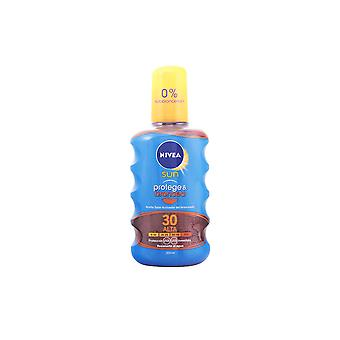 Nivea Sun Protege And Broncea Aceite Spf30 200ml New Unisex